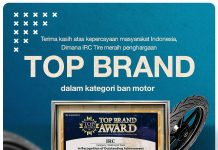 IRC Top Brand Award