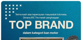 IRC Top Brand Award