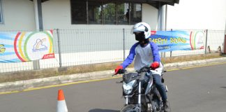 Latihan Safety Riding