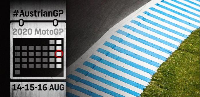 MotoGP Austria 2020