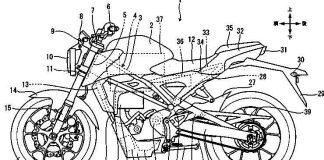 Naked Listrik Honda CB125R