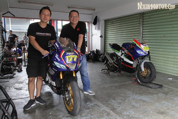Yamaha Racetech Cargloss
