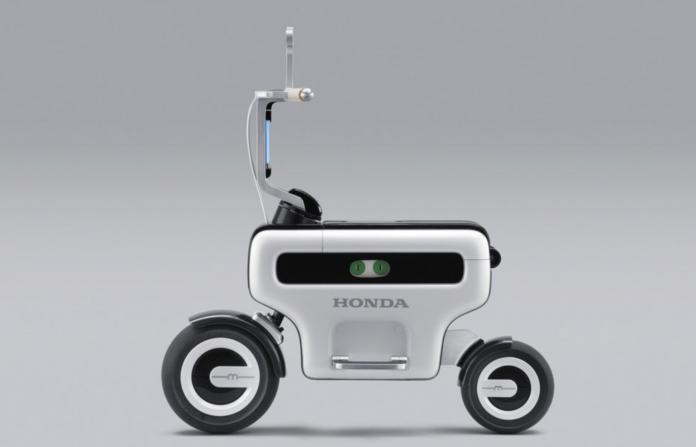 Honda Motocompo listrik