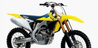 Warna Baru Suzuki RM-Z250