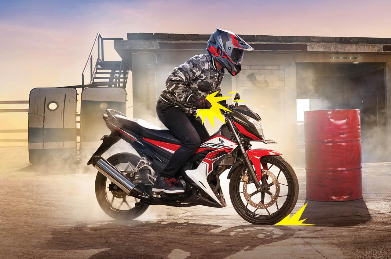 Dealer dan Distributor Resmi Motor Honda | Wahana honda