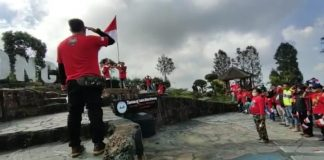 HPCI Menggelar Upacara Bendera