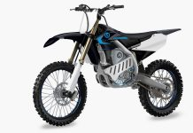 Yamaha Dirt Bike Elektrik