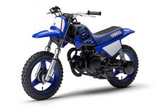 Yamaha PW50 2021