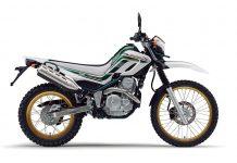 Yamaha Serow 250 Final Edition