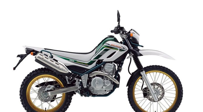 Yamaha Serow 250 Final Edition