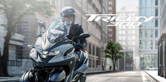 Yamaha Tricity 300 ABS