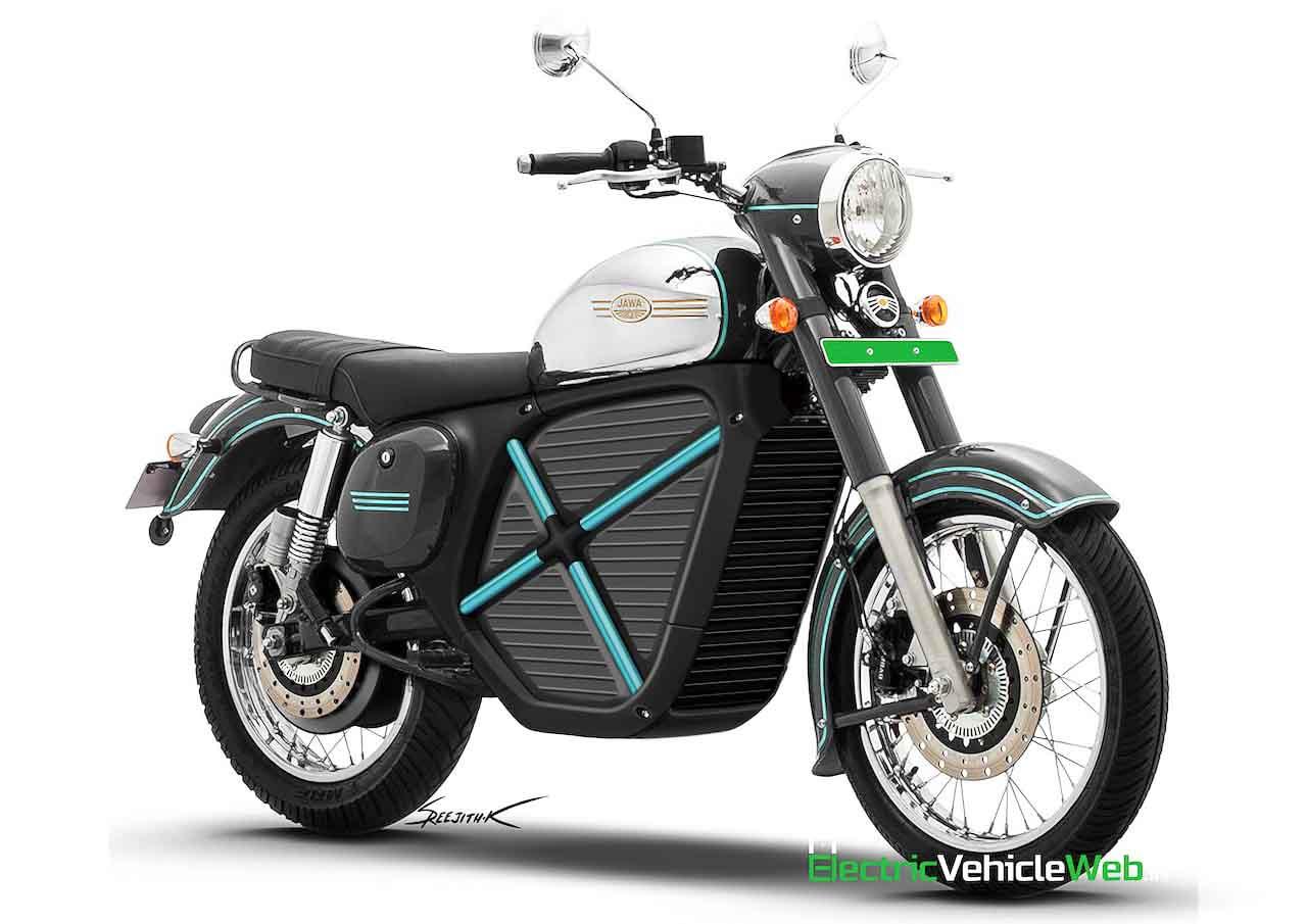 Motor Listrik Jawa