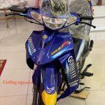 Yamaha 125ZR Go!
