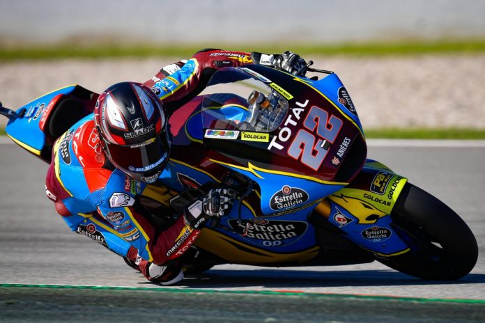 FP Moto2 2020 Katalunya