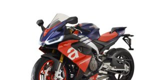 Aprilia 300-400 cc