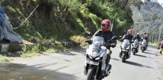 Isyarat Tangan Bikers