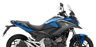 Honda NC750: