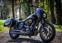 Kustom Harley-Davidson Dyna