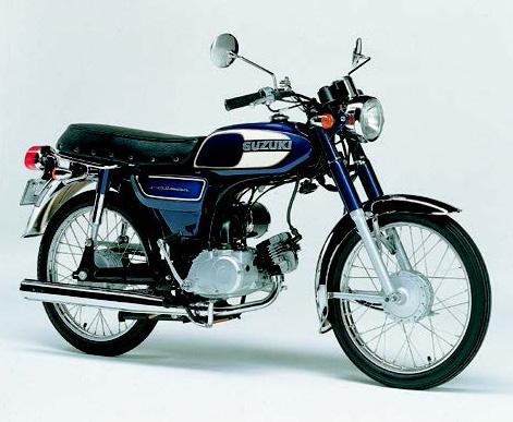 Motor Legendaris Jepang