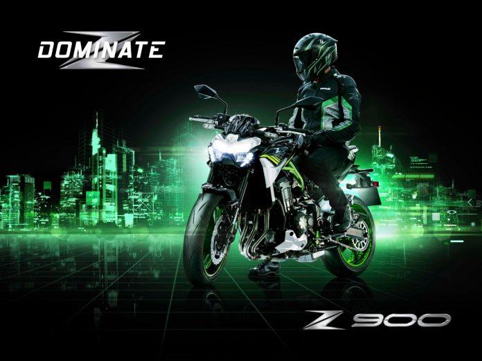 Warna Baru Kawasaki Z900