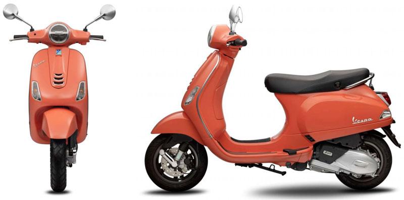 Warna Baru Vespa LX 125 i-get