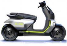 E-Scooter Husqvarna