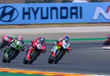 Race2 WorldSBK 2020 Teruel