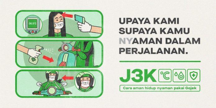 Protokol J3K Gojek