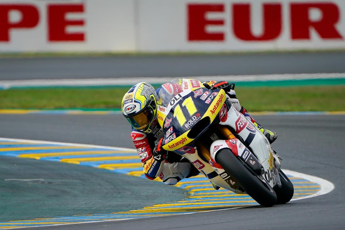FP Moto2 2020 Perancis