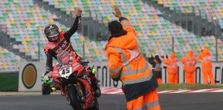 Race2 WorldSBK 2020 Perancis