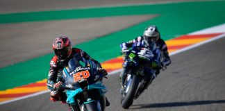 FP MotoGP 2020 Aragon