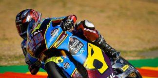 FP Moto2 2020 Teruel