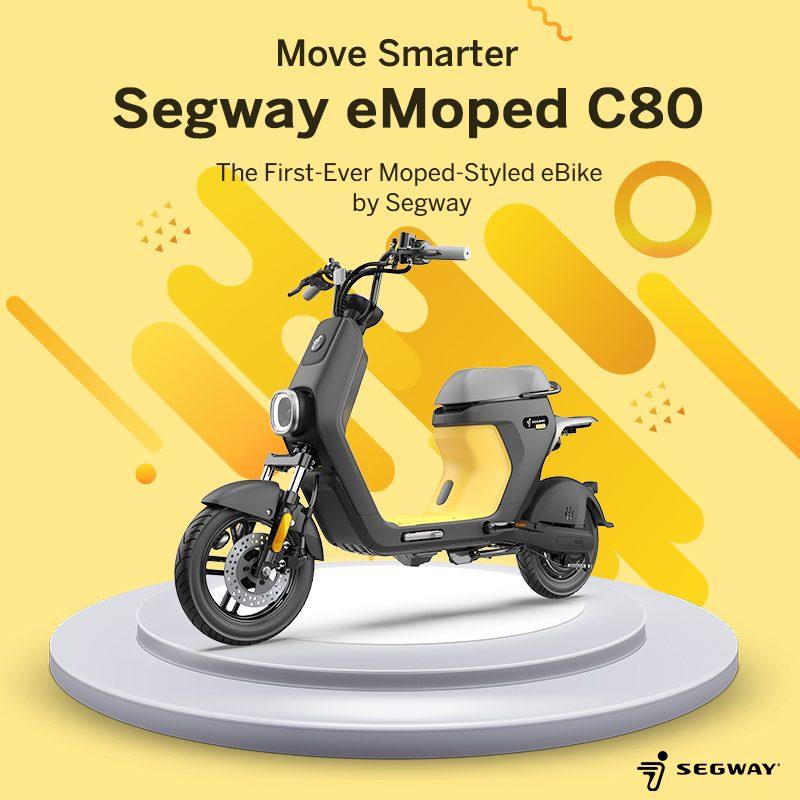 segway c80