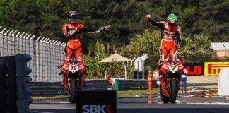 Race2 WorldSBK 2020 Estoril