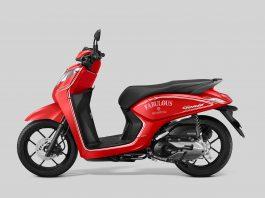 Warna Baru Honda Genio