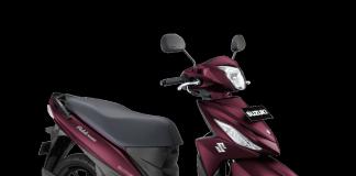 Warna Baru Suzuki Address