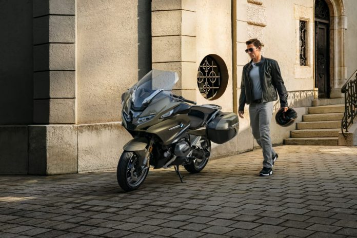 BMW New R 1250 RT