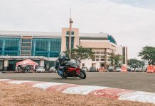 Honda CBR250RR SP Demoday