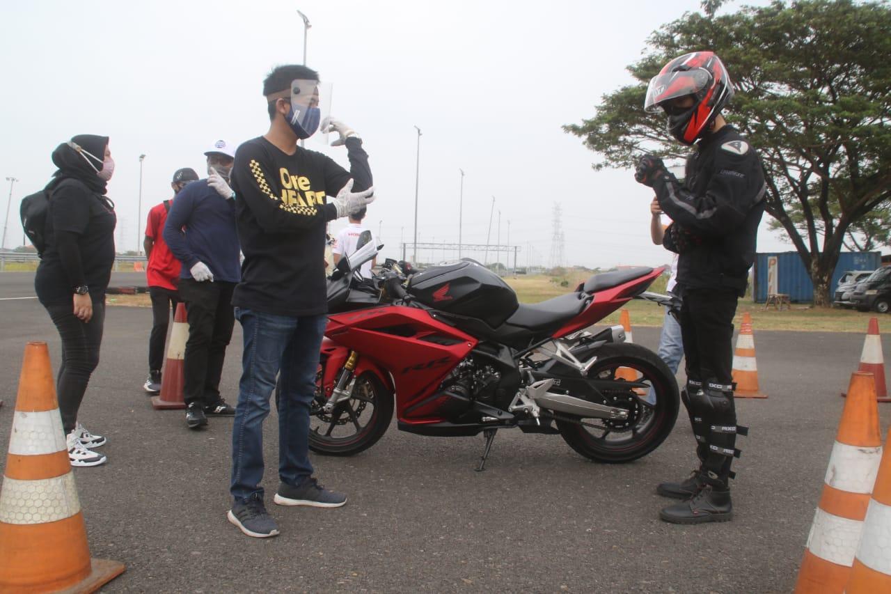 Honda CBR250RR SP Demoday