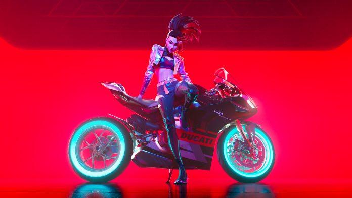 Ducati K/DA