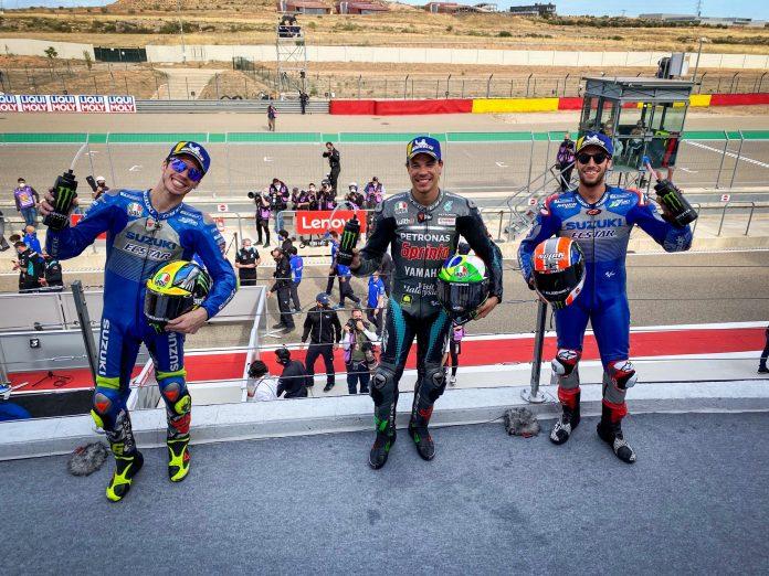Hasil MotoGP Aragon #2