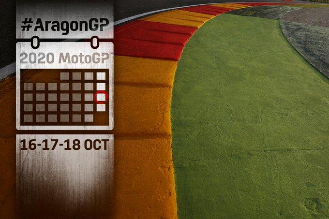 Jadwal MotoGP Aragon 2020