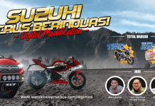 Kontes Modifikasi Digital Suzuki