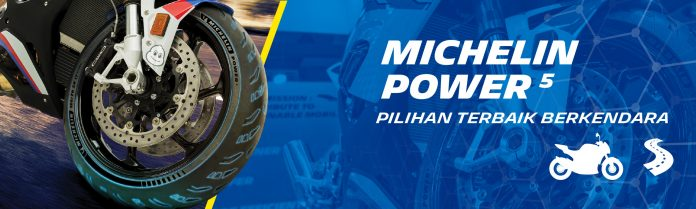 Michelin Power 5 Anakee