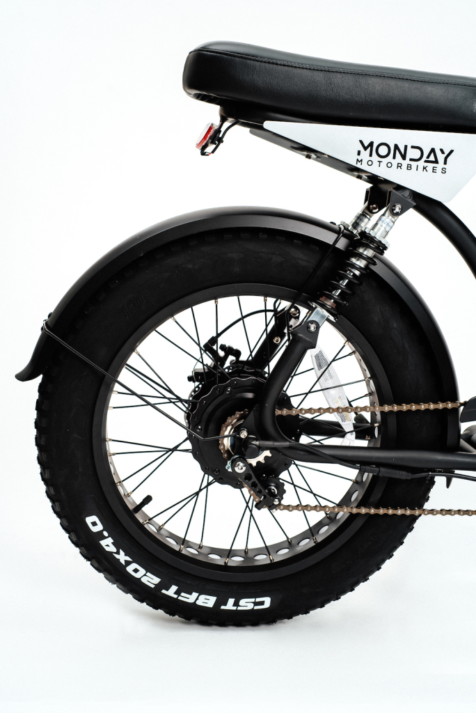 Monday Motorbikes Presidio