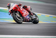 GP Prancis Pramac Racing
