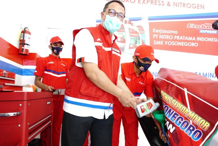 Bengkel Enduro Express