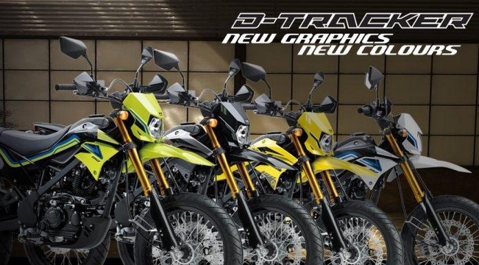 Kawasaki D-Tracker Special Edition
