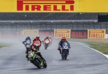 Race 1 WorldSBK Prancis