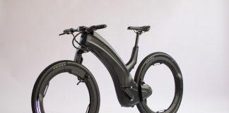 Reevo E-Bike Hubless